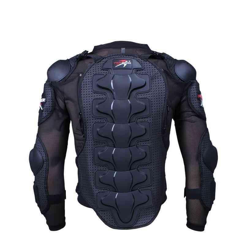 Pro-biker Motorcycle Protective Armor Gear Jacket