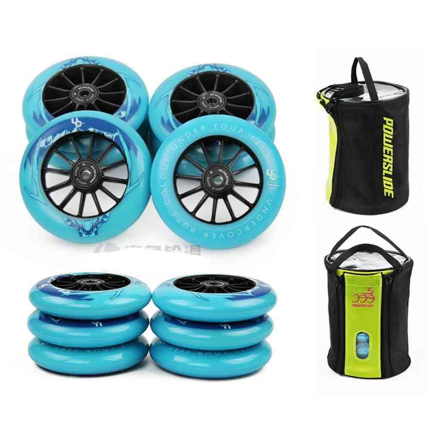 100% Original Powerslide Uc Matter Wheels Under Cover Skates