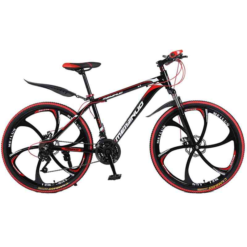 Mountain Bicycle For Aluminum Alloy Frame Variable Speed Bicycles