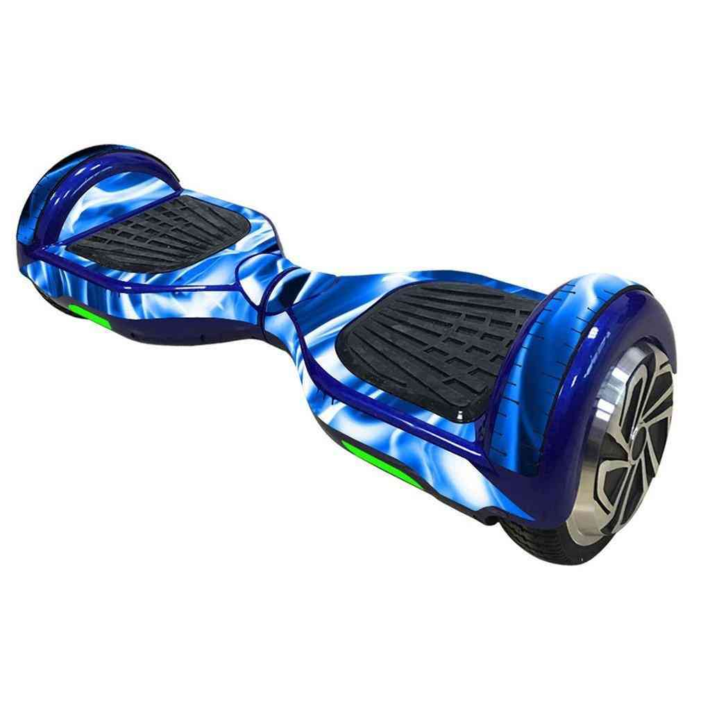 Protective Vinyl Skin Decal For Self Balancing Board Scooter