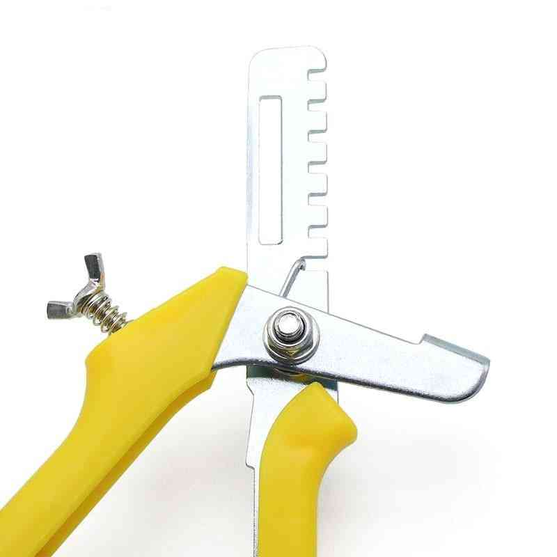 Accurate Tile Leveling Pliers