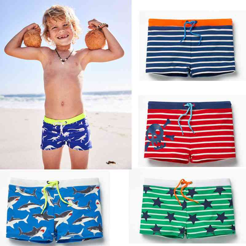 Summer Swimming High Waist Pants Shorts