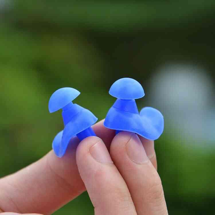 Soft Earplugs Swimming Pool Accessories