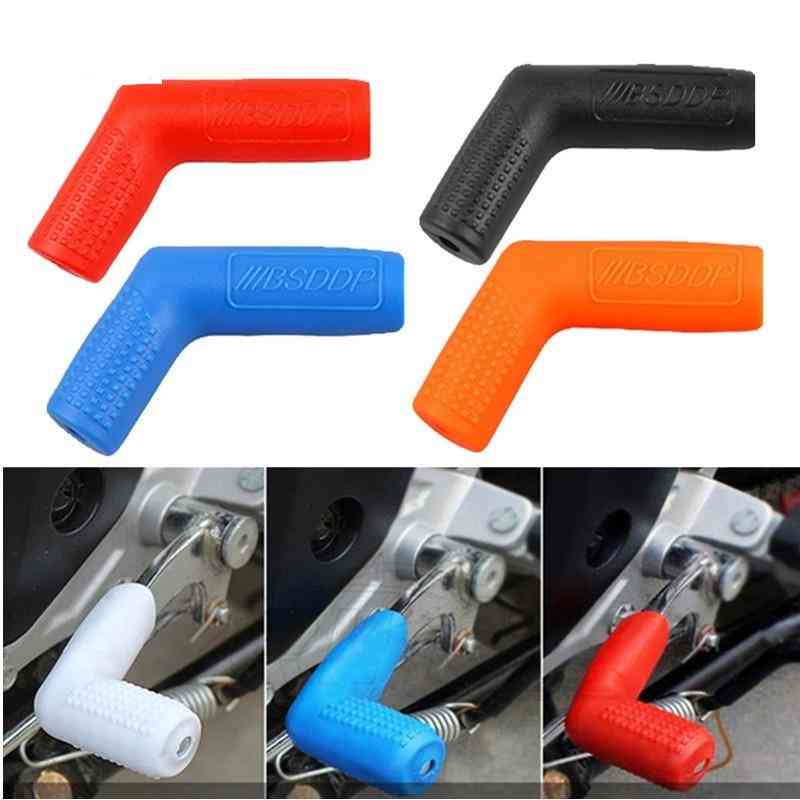 Motorcycle Gear Shift Lever Rubber Protectors Covers