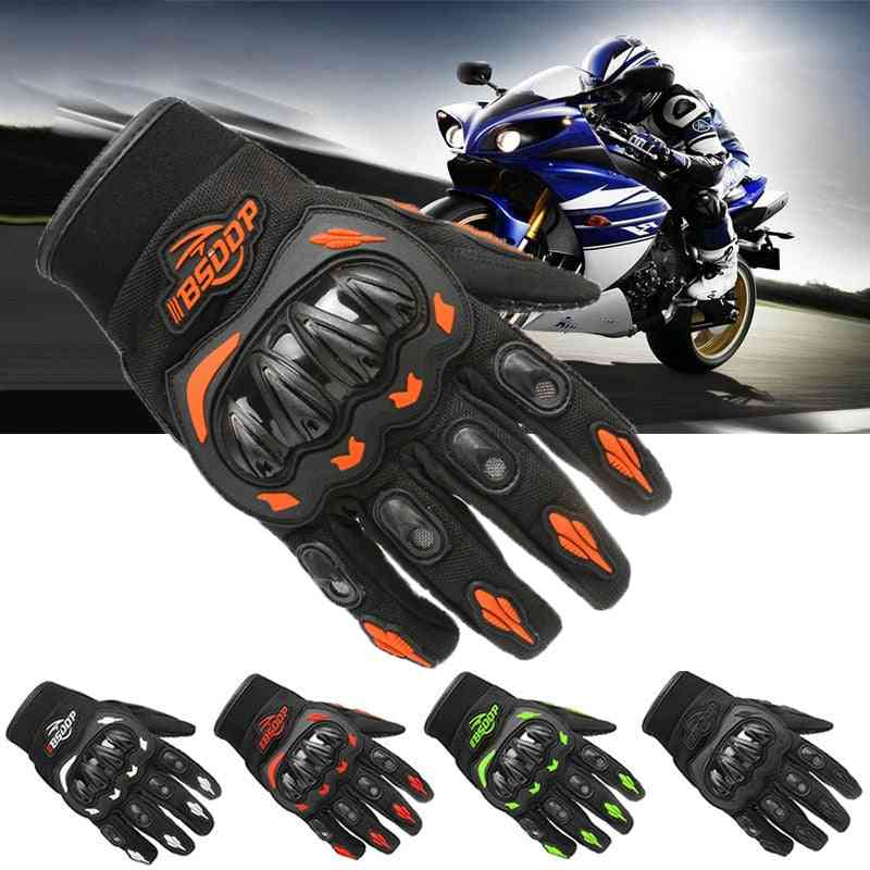 Full Finger Racing  Sports Protection Gloves