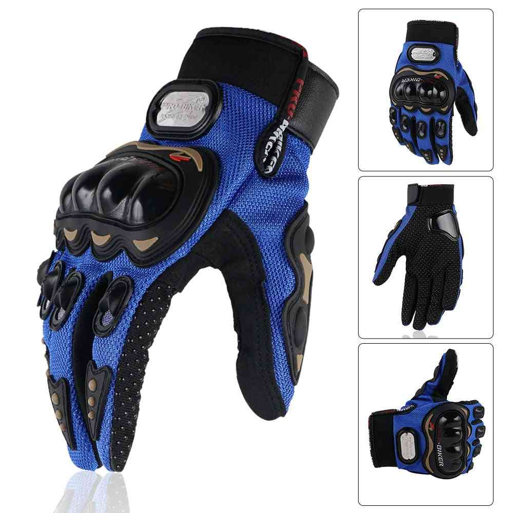 Motorcycle Glove Breathable