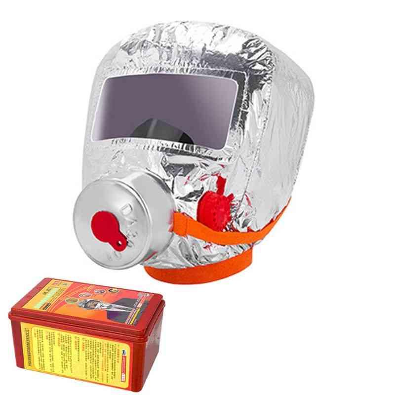 Face Mask Self-rescue Respirator