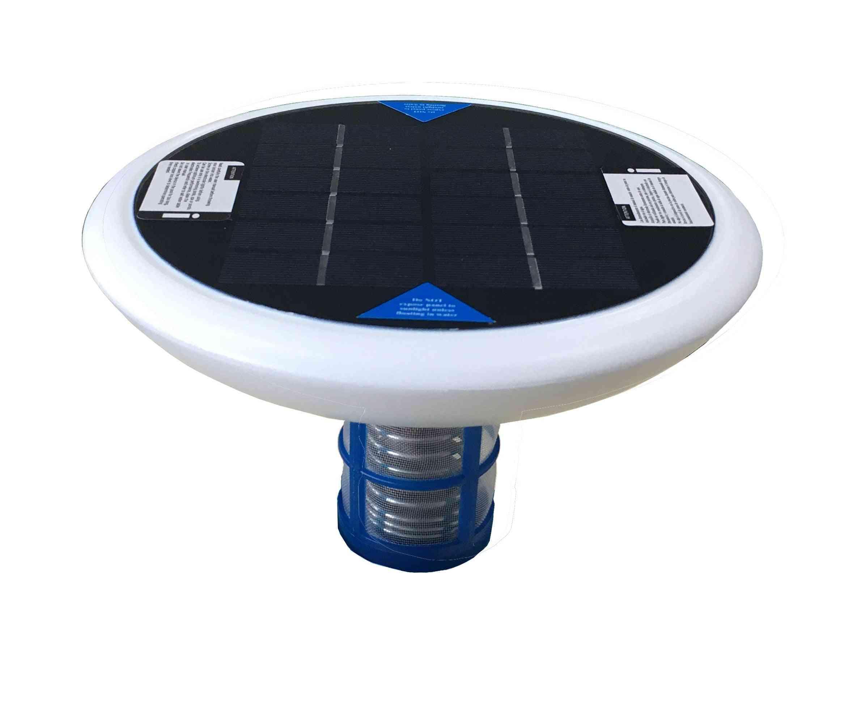 Solar Pool Ionizer Purifie