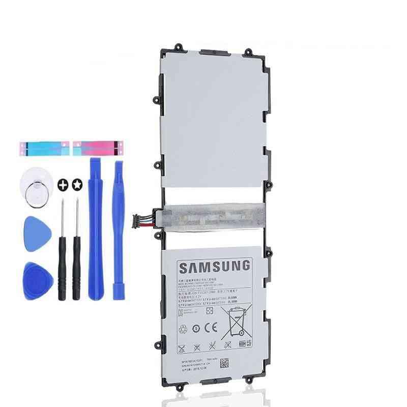 Original Battery Sp3676b1a For Note 10.1 Gt-n8000 N8005 Gt-n8010 N8013 N8020 P7500 Gt-p7510 P5100 P5113 7000mah