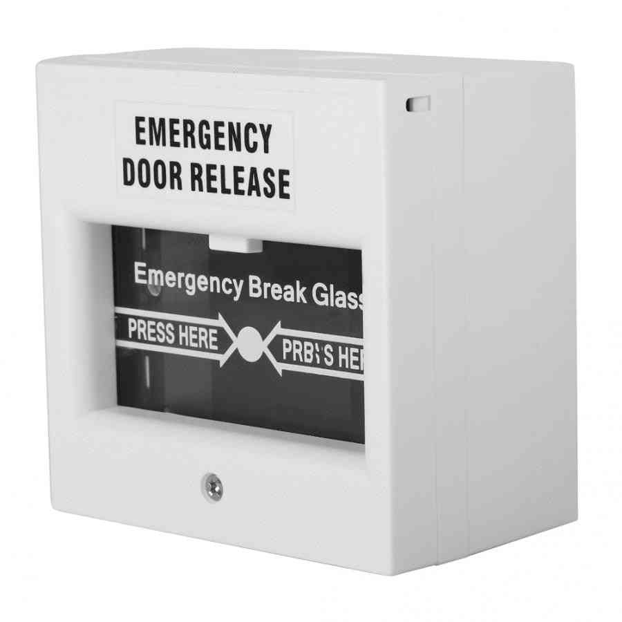 3a 36v Emergency Door Release Fire & Glass Break Alarm