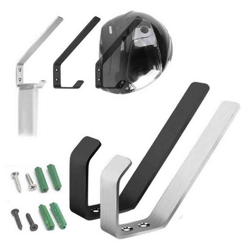 Abs Motorcycle Helmet Holder Hook Hanger