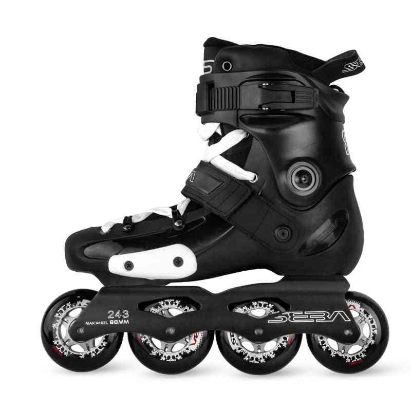 Professional Inline Skates, Adult Roller Skating Shoes, Sliding Free Skate Patines