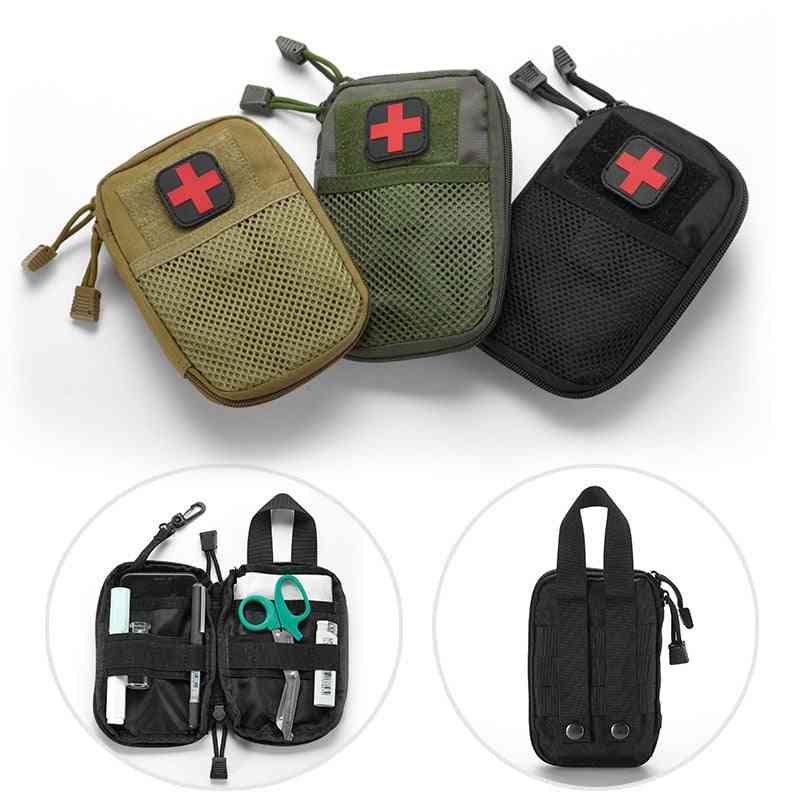 Tactical First-aid, Medical Bag For Emergency Outdoor Army, Hunting Camping Tool