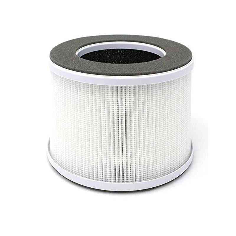 True Hepa Air Purifier Filter Cleaning System For Home