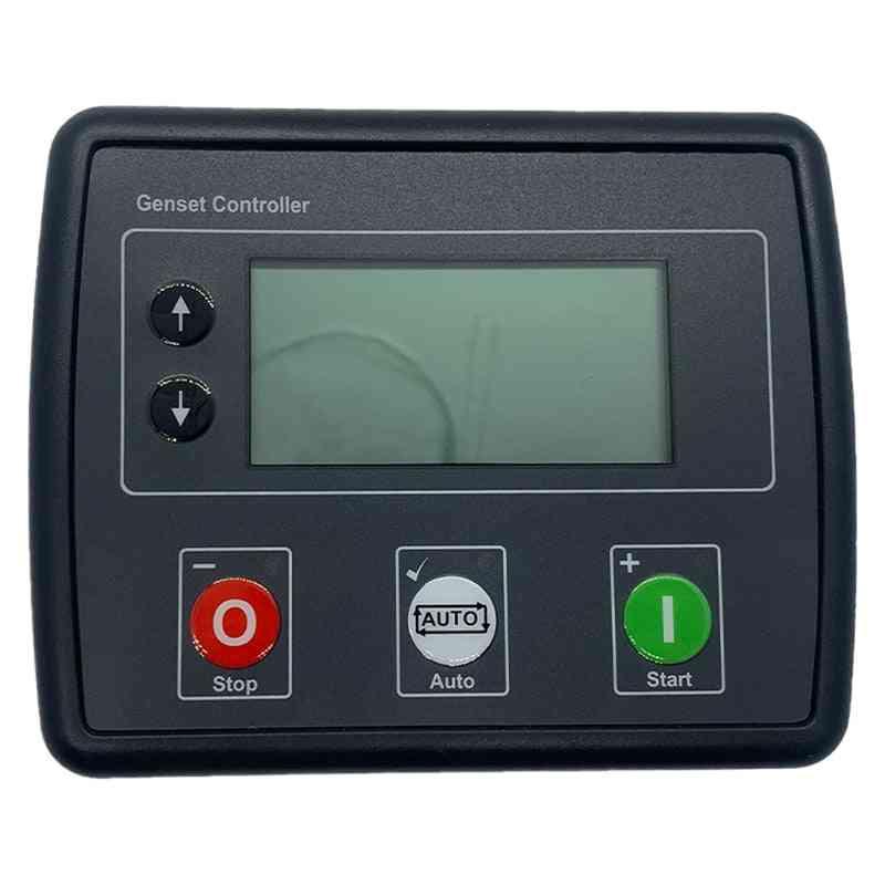 Auto Start Stop Mains Failure Control Module Amf Generator Controller