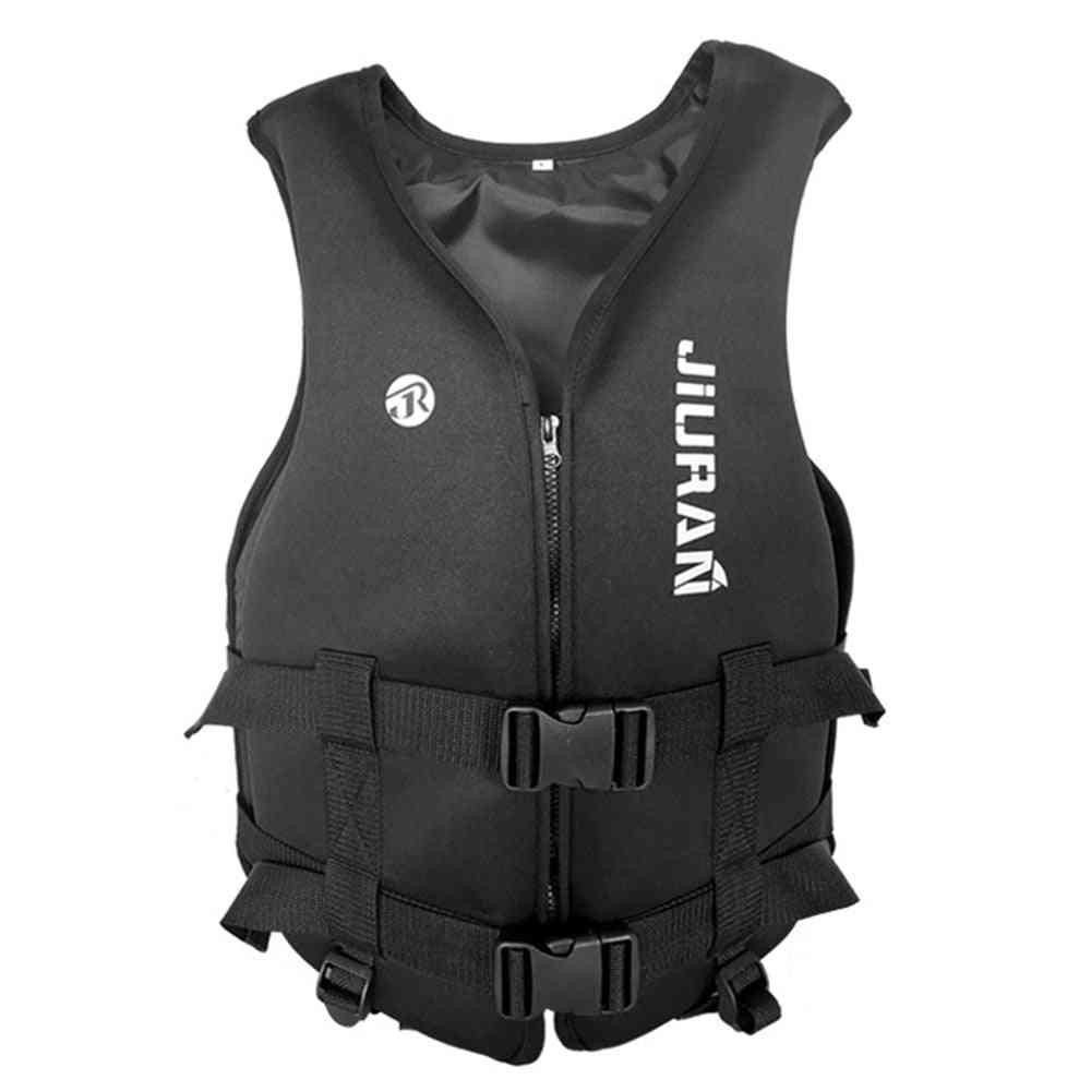 Outdoor Rafting Neoprene Life Jacket