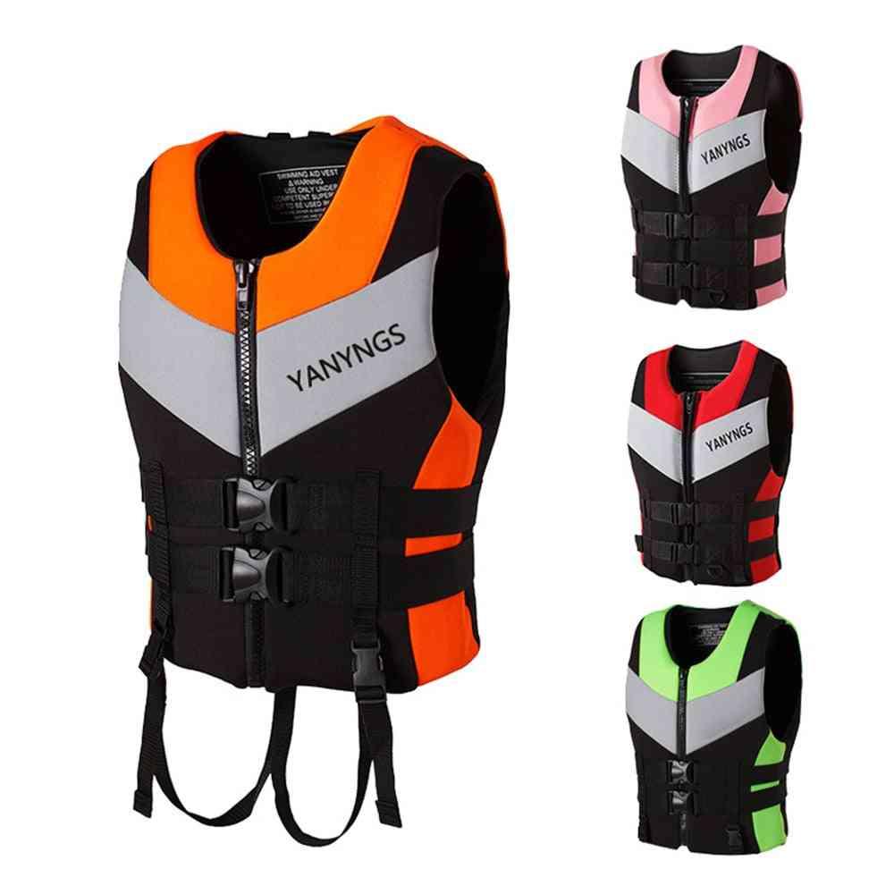 Water Sports Fishing Water Ski Vest  Life Jacket
