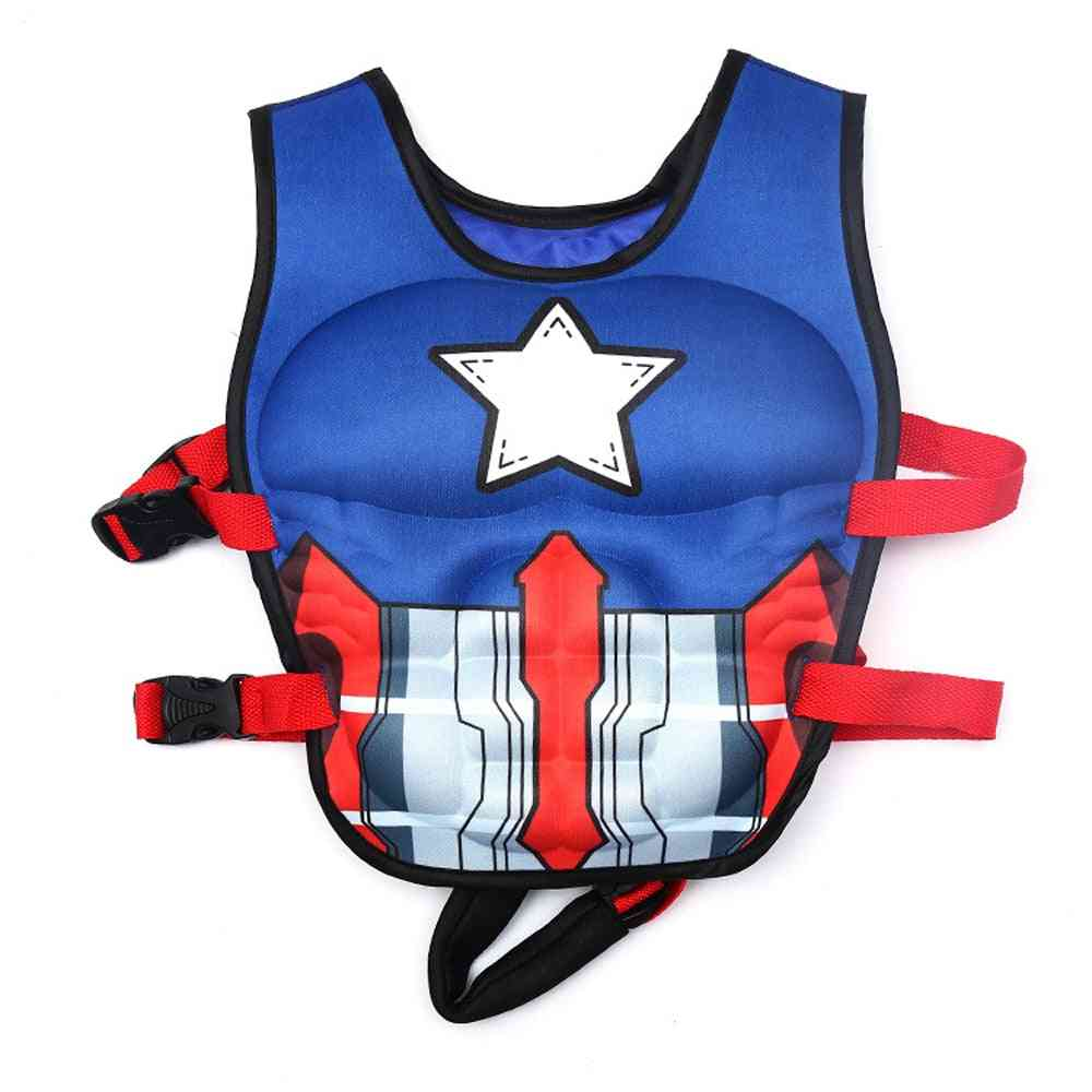 Kids Life Jacket Floating Vest Child Swimsuit