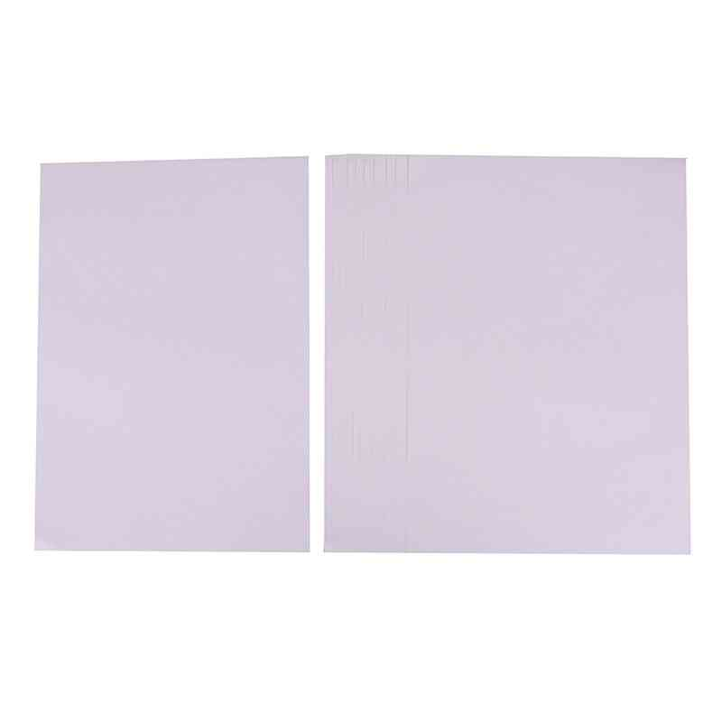 Matt Printable White Self Adhesive Sticker Paper