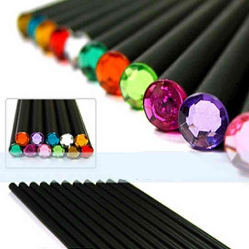 Hb Diamond Color Pencil Stationery, Drawing Pencils For School