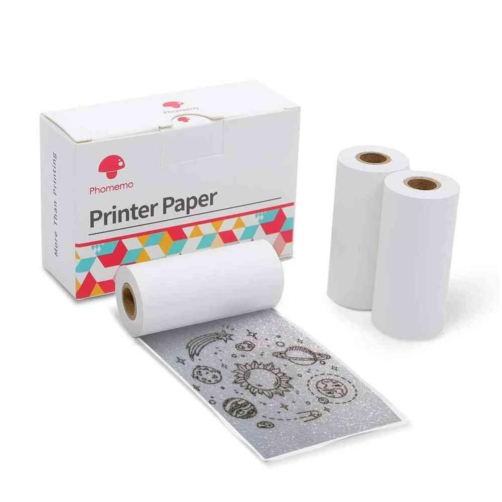 Printable Self-adhesive Photo Paper Roll