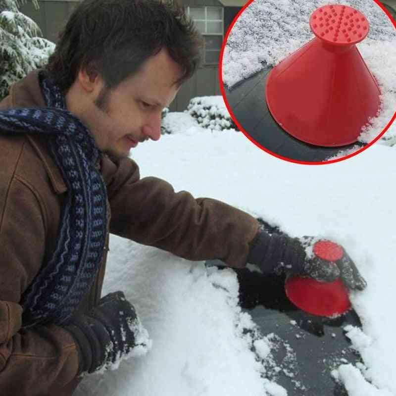 Auto Car Magic Snow Remover Ice Scraper