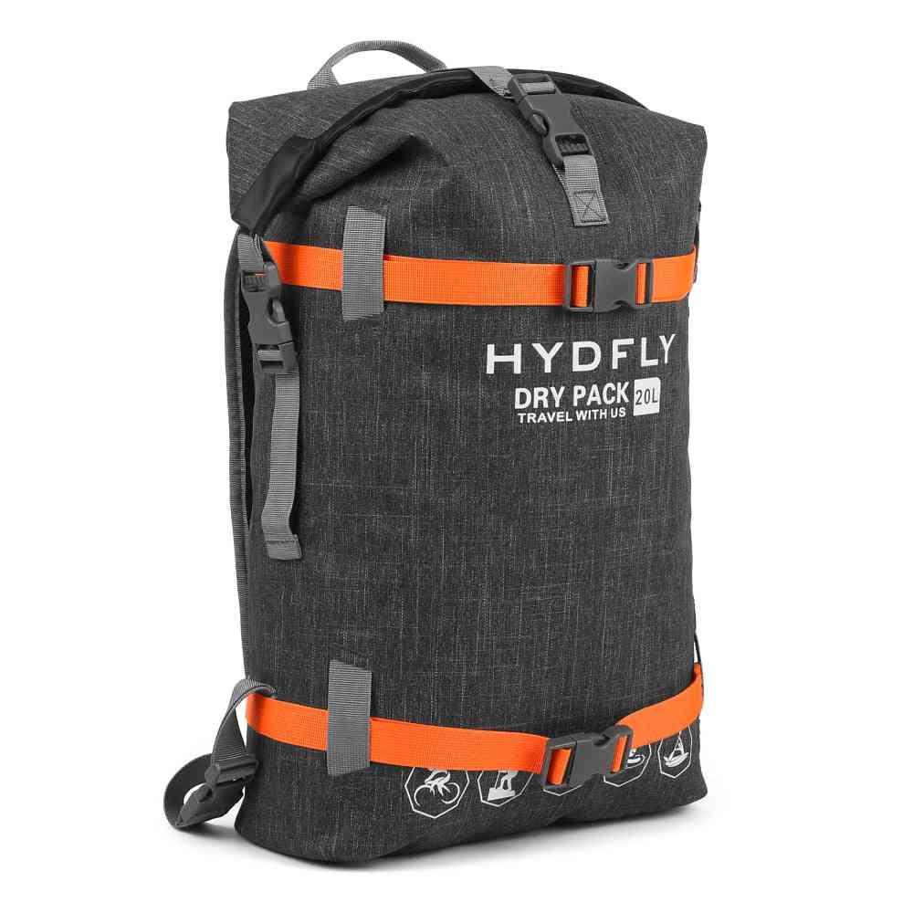 River Trekking Floating Roll-top Backpack