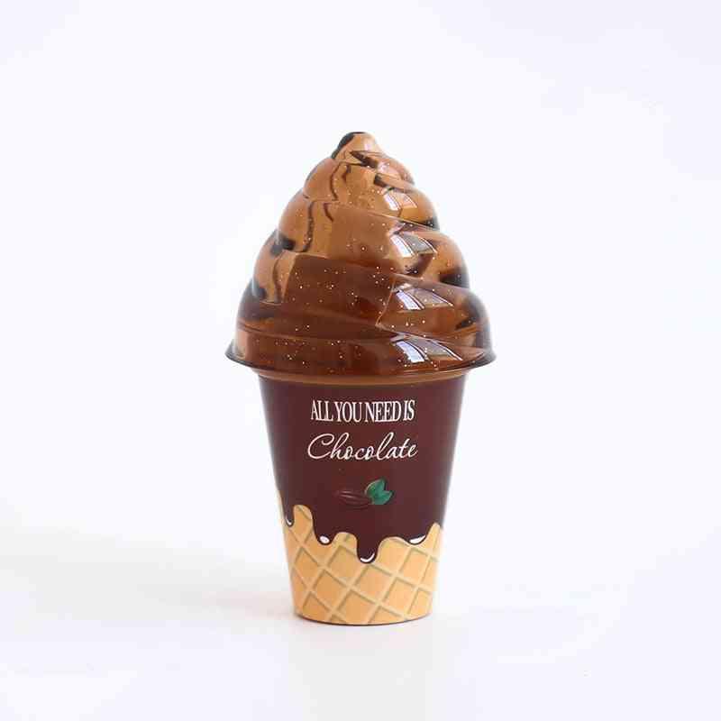 1 Pieces Lytwtw's Cute Kawaii Milk Ice Cream Cone
