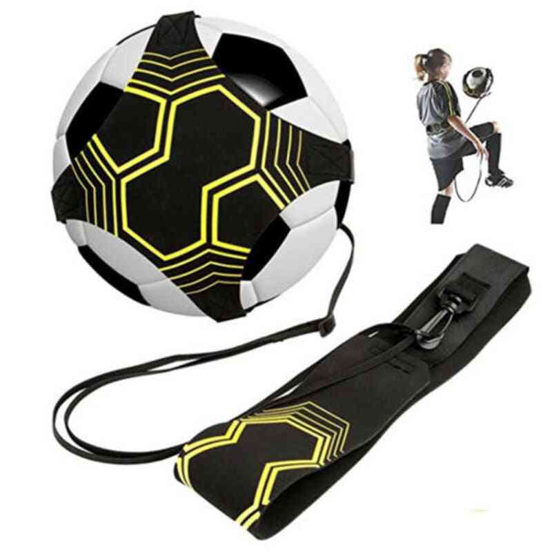 Hands-free Solo Kick Soccer Football Train Aid Practice Accessory