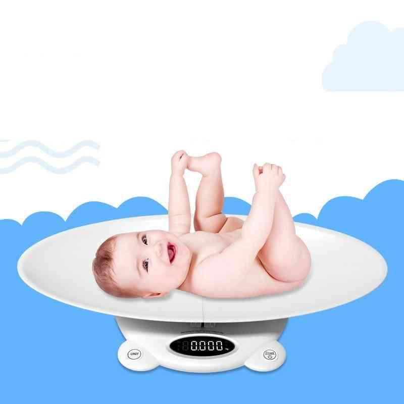 Digital Display Smart Baby Weight Scale