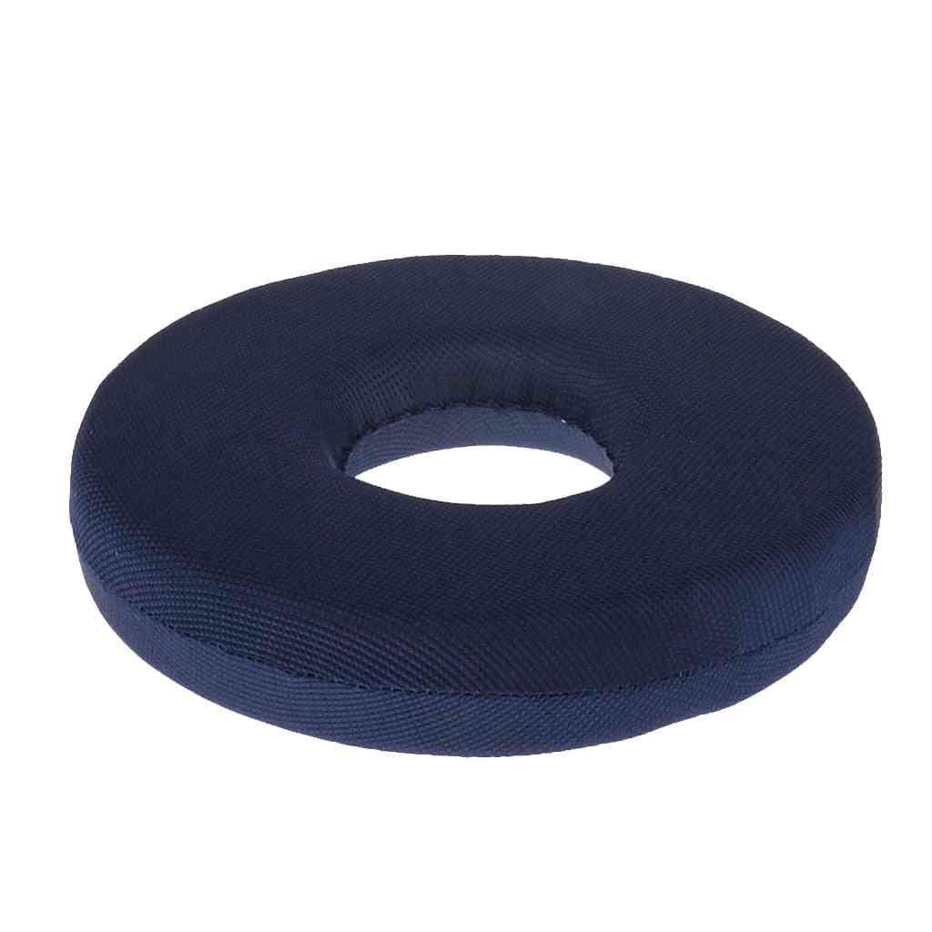Sponge Foam Cushion Seat Bedsore Hemorrhoid Tailbone Pillow