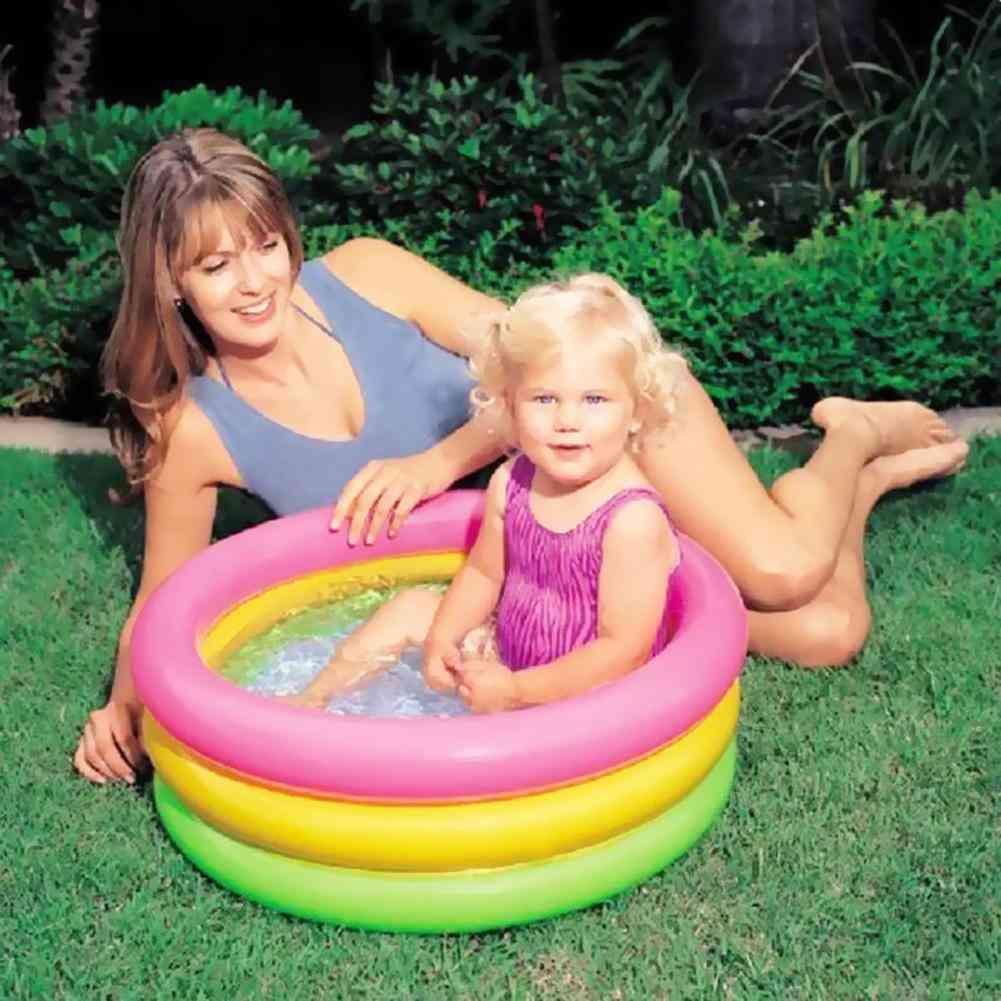 Baby For Swimming Pool, Round Basin Bathtub