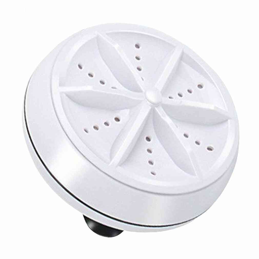 Mini Washing Machine Portable Turbo Personal Rotating Washer