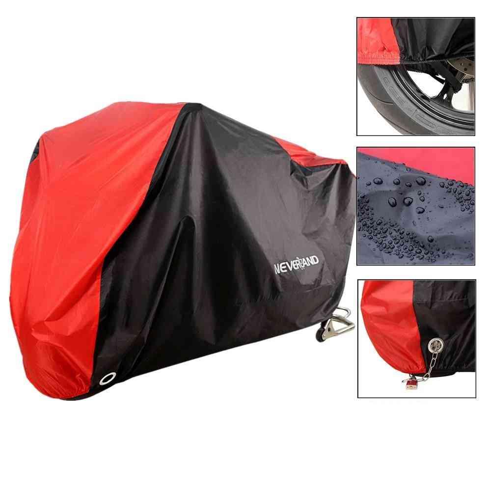 Waterproof Motorcycle Covers, Motors Scooter Dust Uv Protector Cover