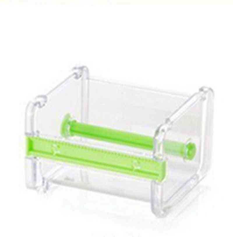 Washi Tape Cutter Office Stationery Storage Box