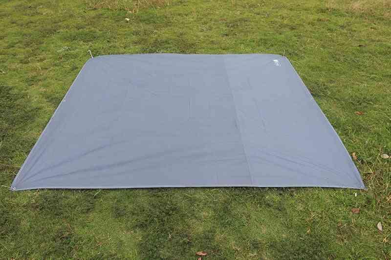 Tent Floor Saver, Reinforced Multi-purpose Tarp Tents, Camping Beach Picnic Mat, Waterproof