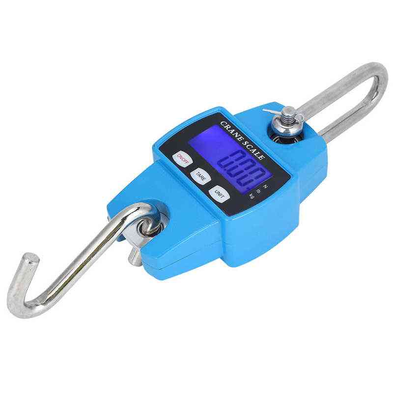 Electronic Hook Hanging Weight Scale