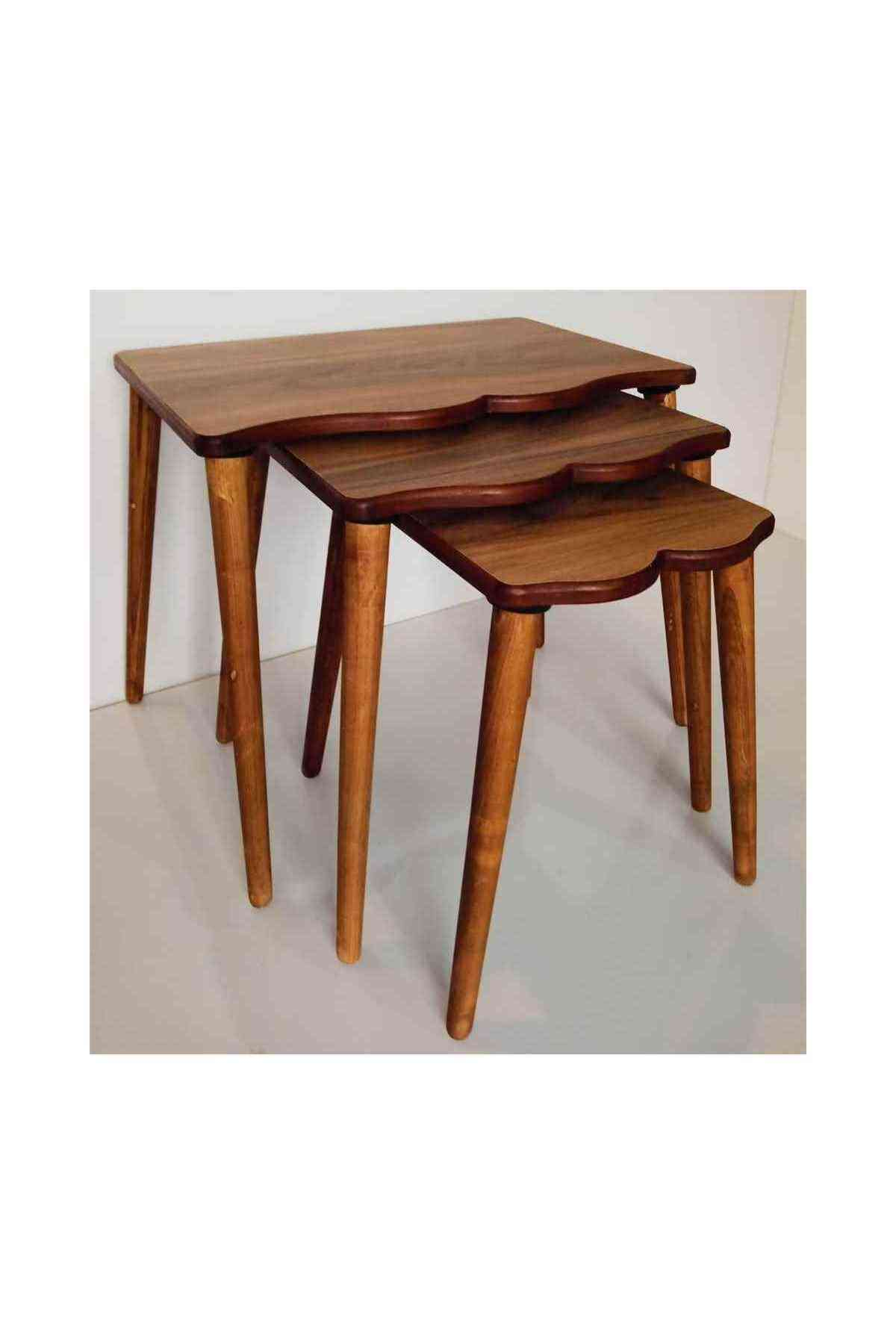 Coffee Table Serving Stand