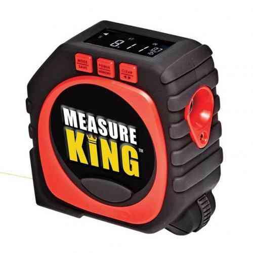3 In 1 Electrical Precise Digital Display String Sonic Measure Tape Ruler Measurement Tool