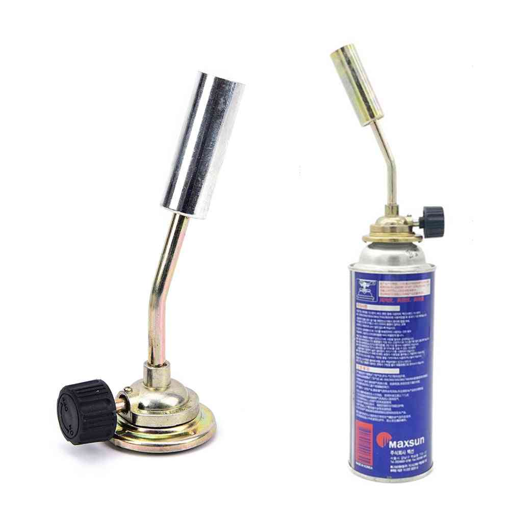 Camping Bbq Gas Jet, Flame Burner Gun, Fire Lighter, Torch For Outdoor Picnic Heating