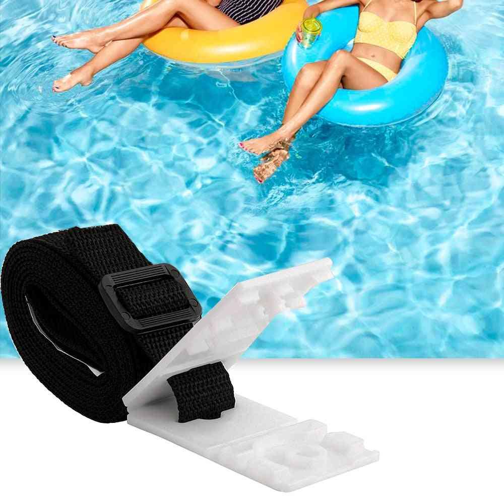 Pool Cover Roller Attachment Solar Blanket Straps Kit