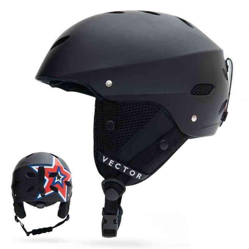 Men Women Ski Helmet