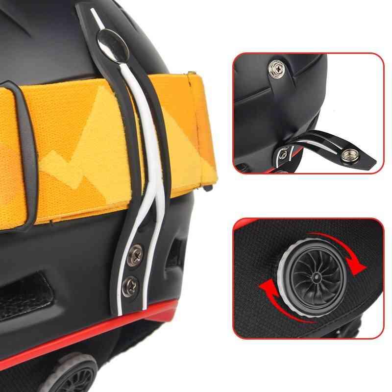 Warm Snowboard Safety Winter Outdoor Sports Helmet