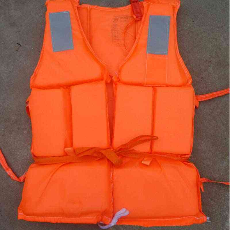Useful Prevention Flood Adult Foam Swimming Life Jacket