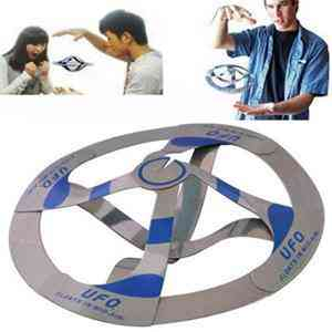 Beach Entertainment Hollow Flying Disk Game Tool