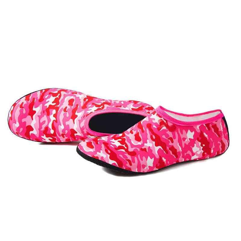Woman Socks, Diving Aqua Socks For Swimming, Water Shoes