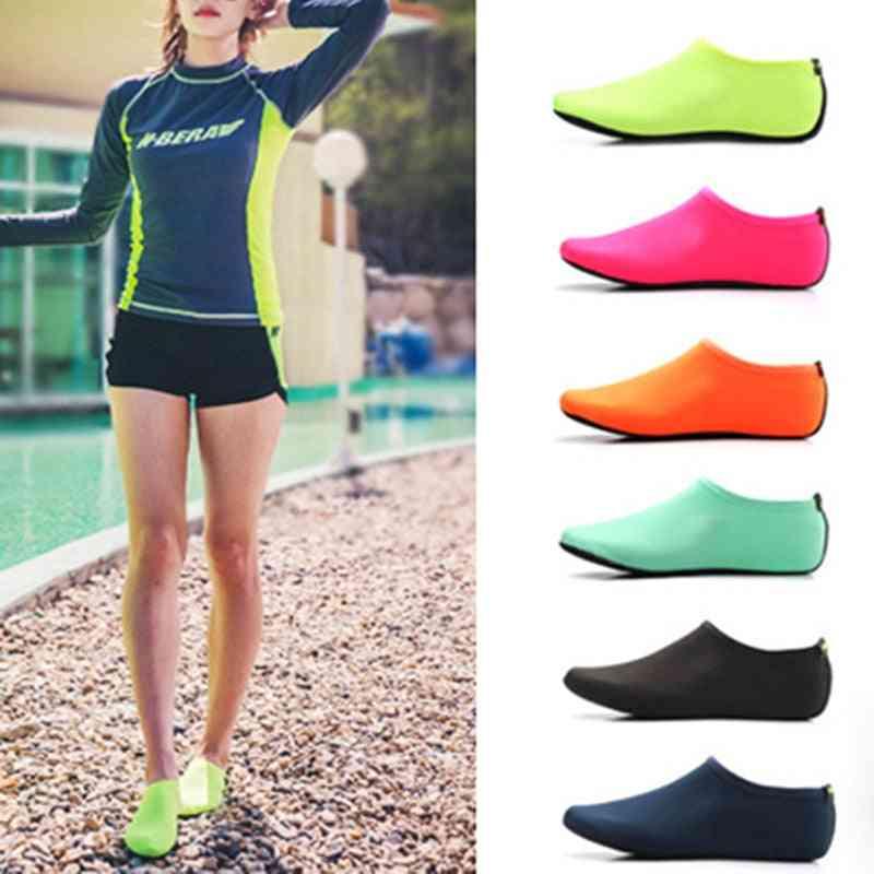 Skin Shoes, Aqua Sock Swimming Pool Non-slip Yoga Shoe