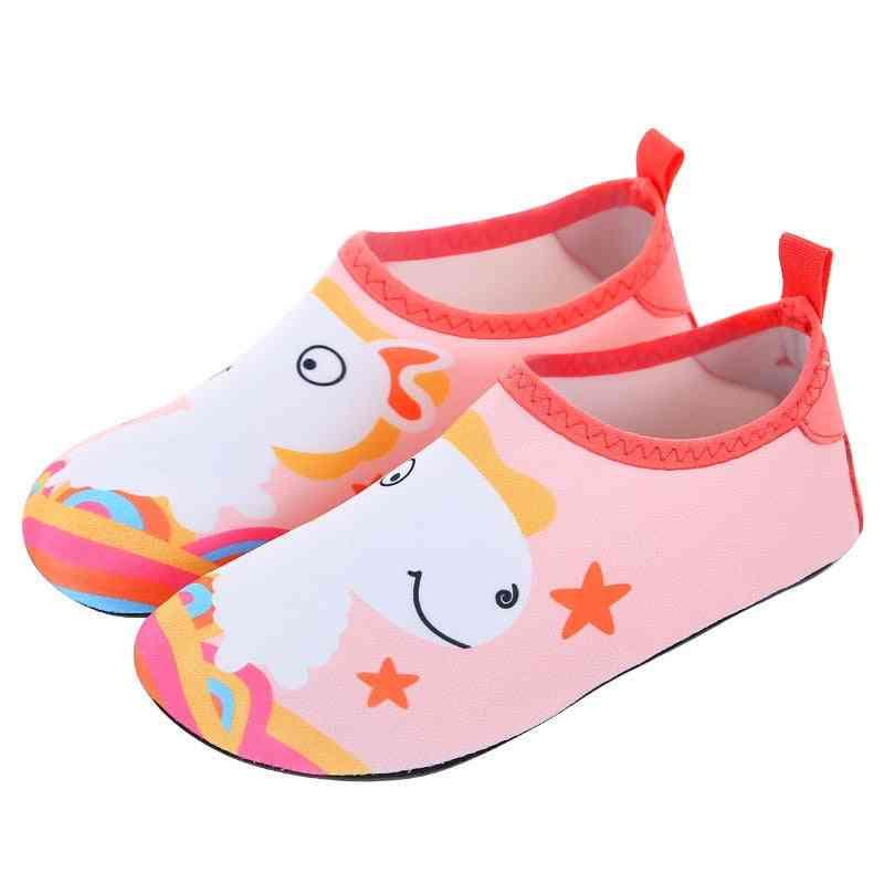 Children Water Shoes, Aqua Yoga Socks, Animal Shoes