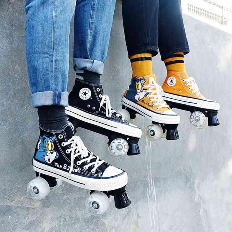 Skates Quad Roller Skates ( Set 1)