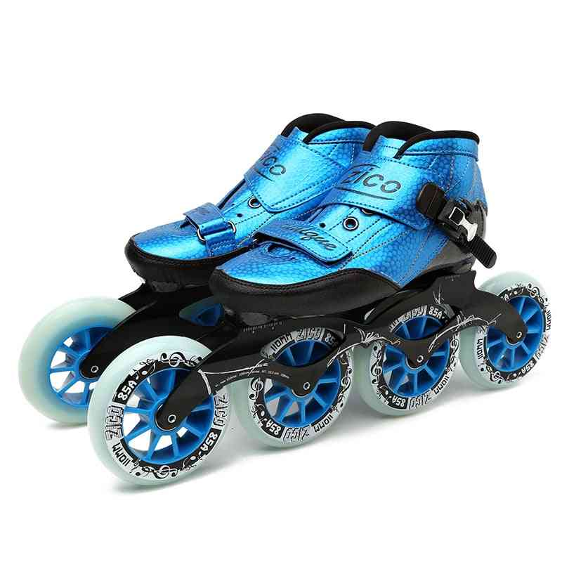 Track Racing Skates Shoes, Long Street Speed Skates Shoes